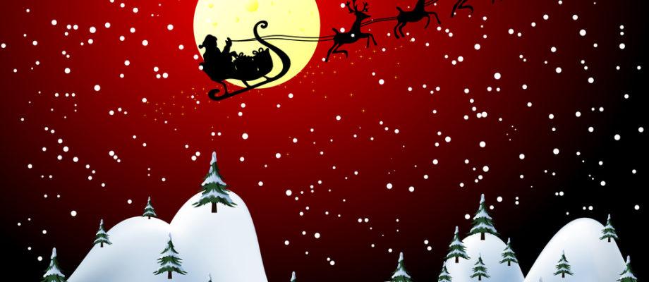 Where can I send a Santa letter?
