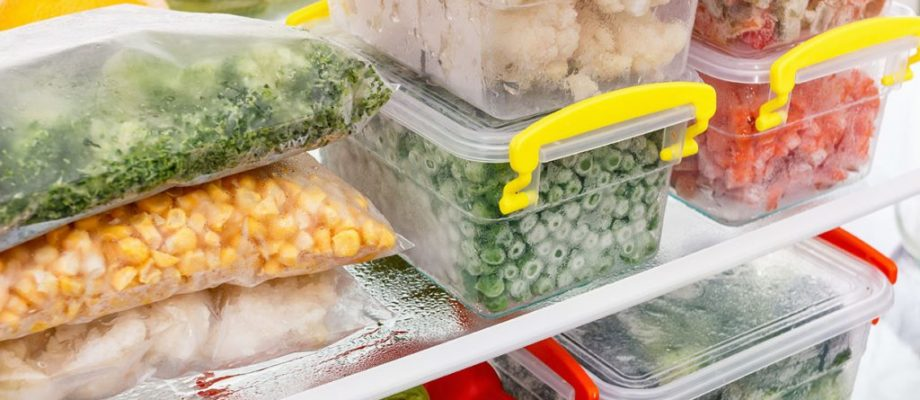 Top 5 Benefits of Flexible Packaging for Frozen Foods