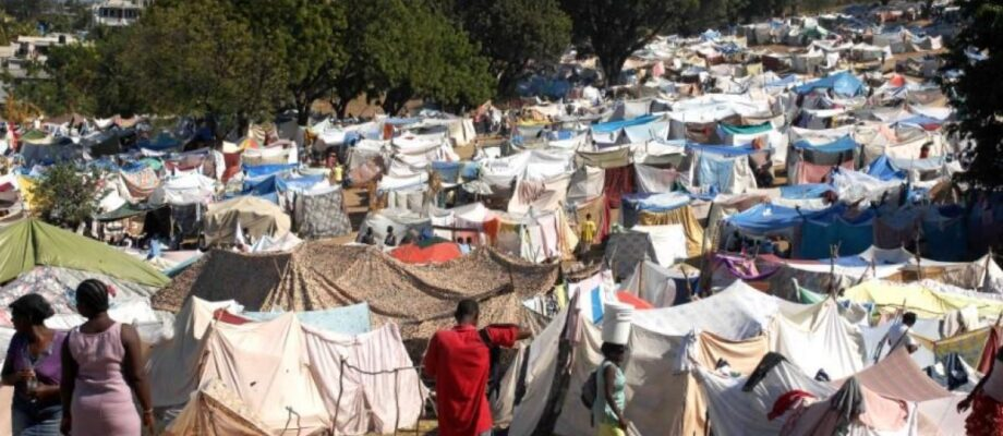 BCFS Health and Human Services EMD Offered Medical Services During 2010 Haiti Earthquake